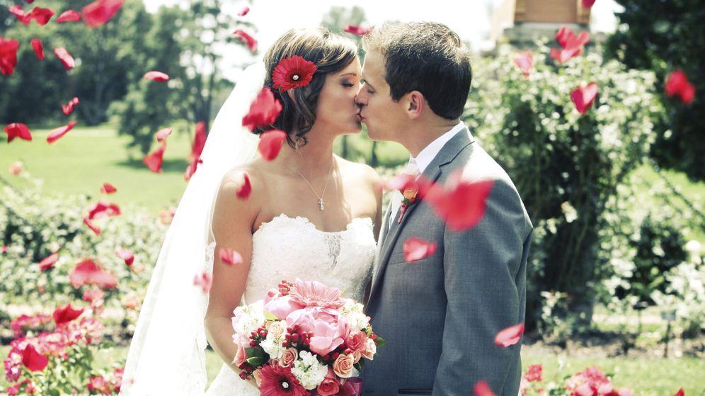 Foto: Sí, la felicidad matrimonial es posible, y está a nuestro alcance. (iStock)