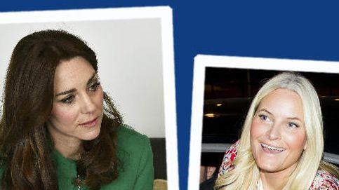 Estilo Real: de la mala cara de Kate Middleton a la chaqueta XS de Mette-Marit