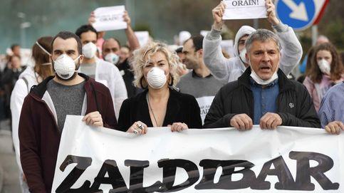 La crisis del vertedero de Zaldibar marca el ritmo de la precampaña en País Vasco