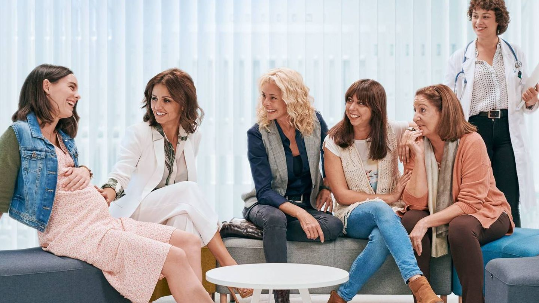'Madres', en Telecinco. (Mediaset)