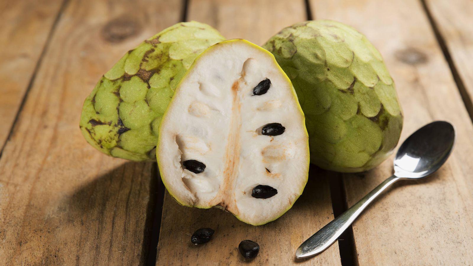 Fruta: Las mejores formas de sacar todo el provecho a la chirimoya