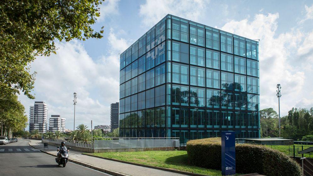 Foto: Una de las oficinas de Agbar en Barcelona. (EFE)