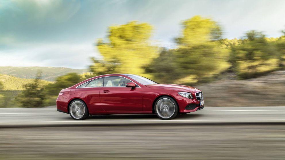Mercedes E Coupé, deportivo de 4 plazas desde 53.700 euros