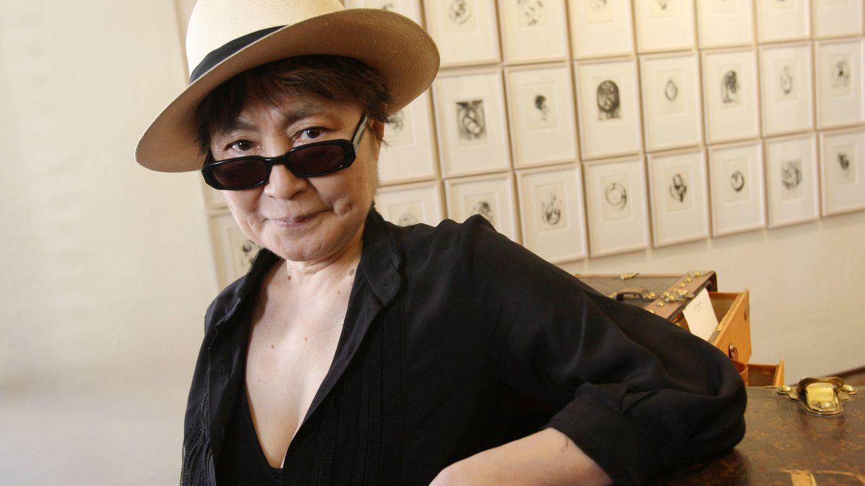 Foto: Yoko Ono en una imagen de archivo (Gtres)