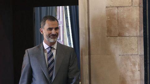 Felipe VI ya está en Mallorca, pero ni rastro de Letizia (de momento)