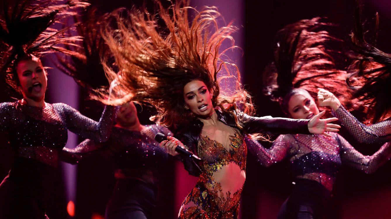 Eurovisiómetro: analizamos los looks más llamativos de Eurovisión 2018