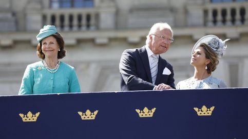 Silvia de Suecia, mediadora de la mala relación entre Magdalena y el rey sueco