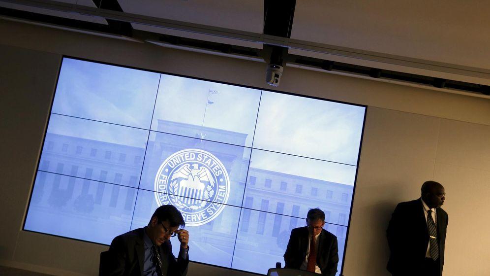 Foto: Reserva Federal de Estados Unidos (Reuters)