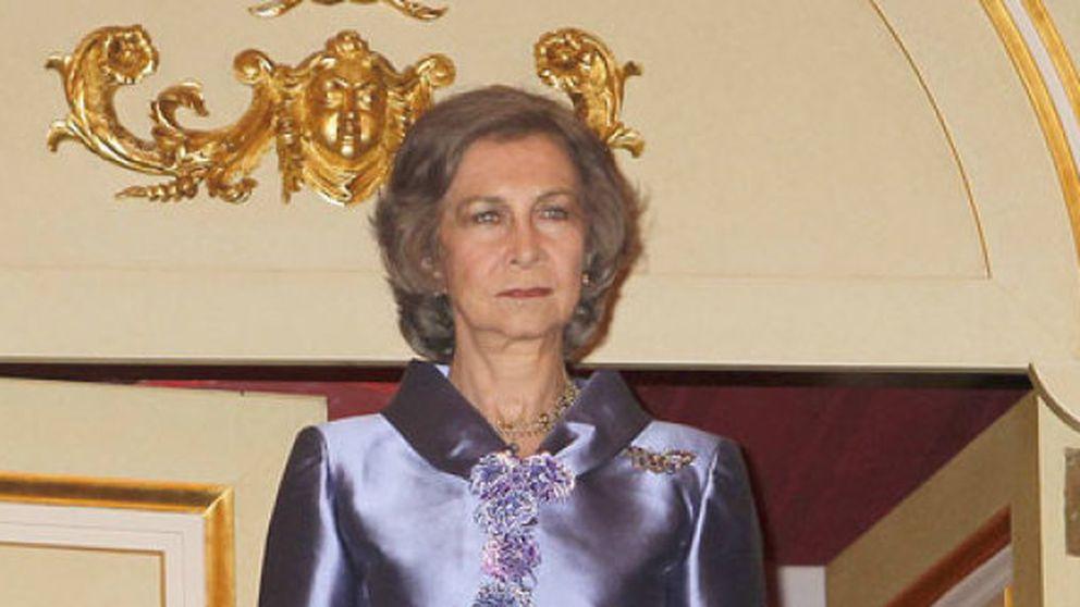 Fin de semana de pitidos para la Reina doña Sofía