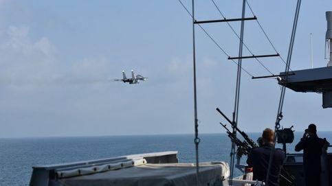 Países Bajos acusa a Rusia de crear un peligro para uno de sus buques en Crimea
