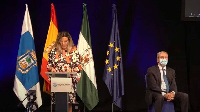El consejero de Transformación Económica de la Junta, Rogelio Velasco, asistió a la presentación del informe de la OCDE sobre la minería andaluza. (Cedida)