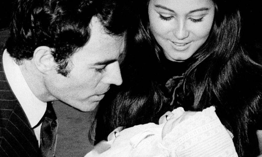 Foto: Julio Iglesias e Isabel Preysler en una imagen de archivo.