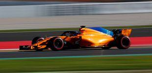 Post de McLaren completó su primera carrera y 'venció' a la fiabilidad