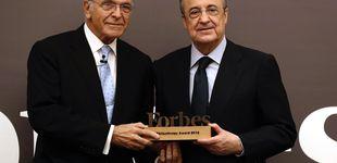 Post de El 'creditazo' que Fainé y su Caixa esperan dar al Real Madrid de su amigo Florentino