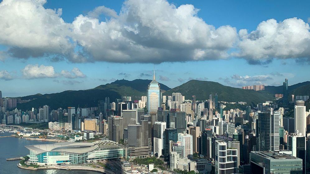 Foto: El distrito financiero de Hong Kong. (Reuters)