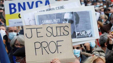 Otros cinco sospechosos detenidos por la decapitación del profesor francés Paty