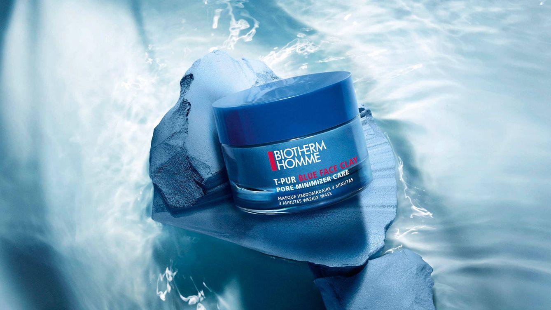 Foto: Su color azul y su textura son muy agradables y está especialmente pensada para la piel masculina.