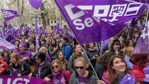 Manifestaciones del 8M en Andalucía: de la huelga en Sevilla a las 2 marchas en Granada