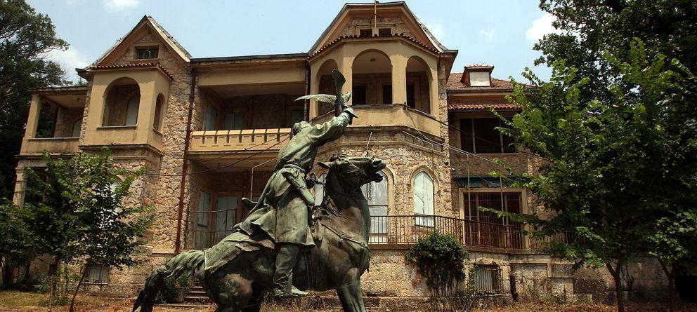 Foto: Así es el Palacio de Tatoi