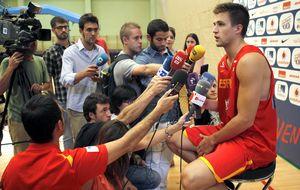 Xavi Rabaseda se convierte en 'colegial' para volver a despegar
