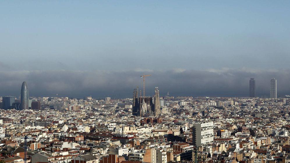 Foto: Skyline de la ciudad de Barcelona (Foto: Reuters)