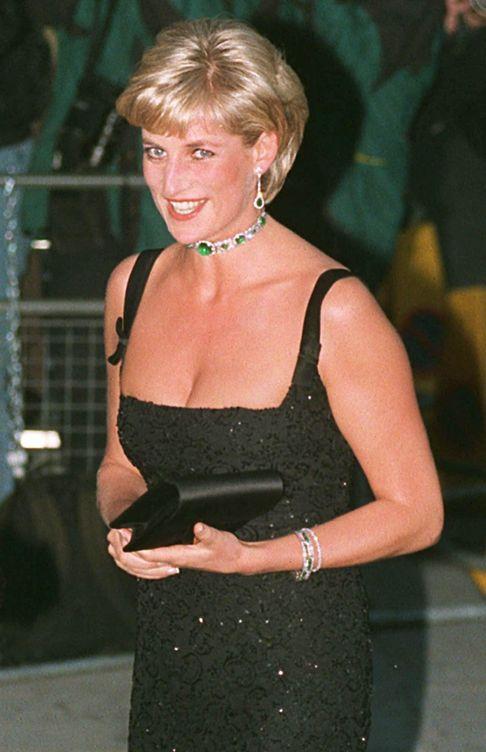Foto: La princesa Diana en una imagen de archivo. (EFE)