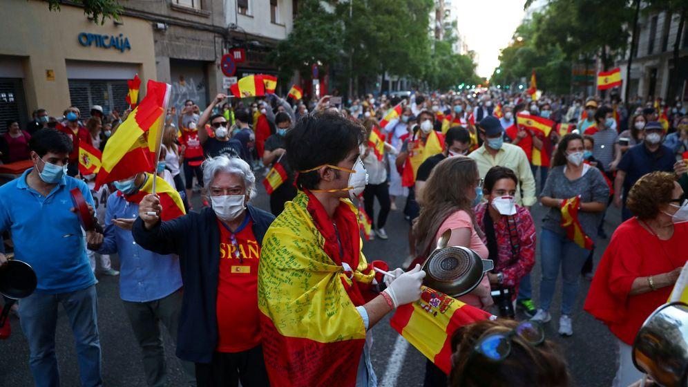 Foto: Manifestación en Madrid. (Reuters)