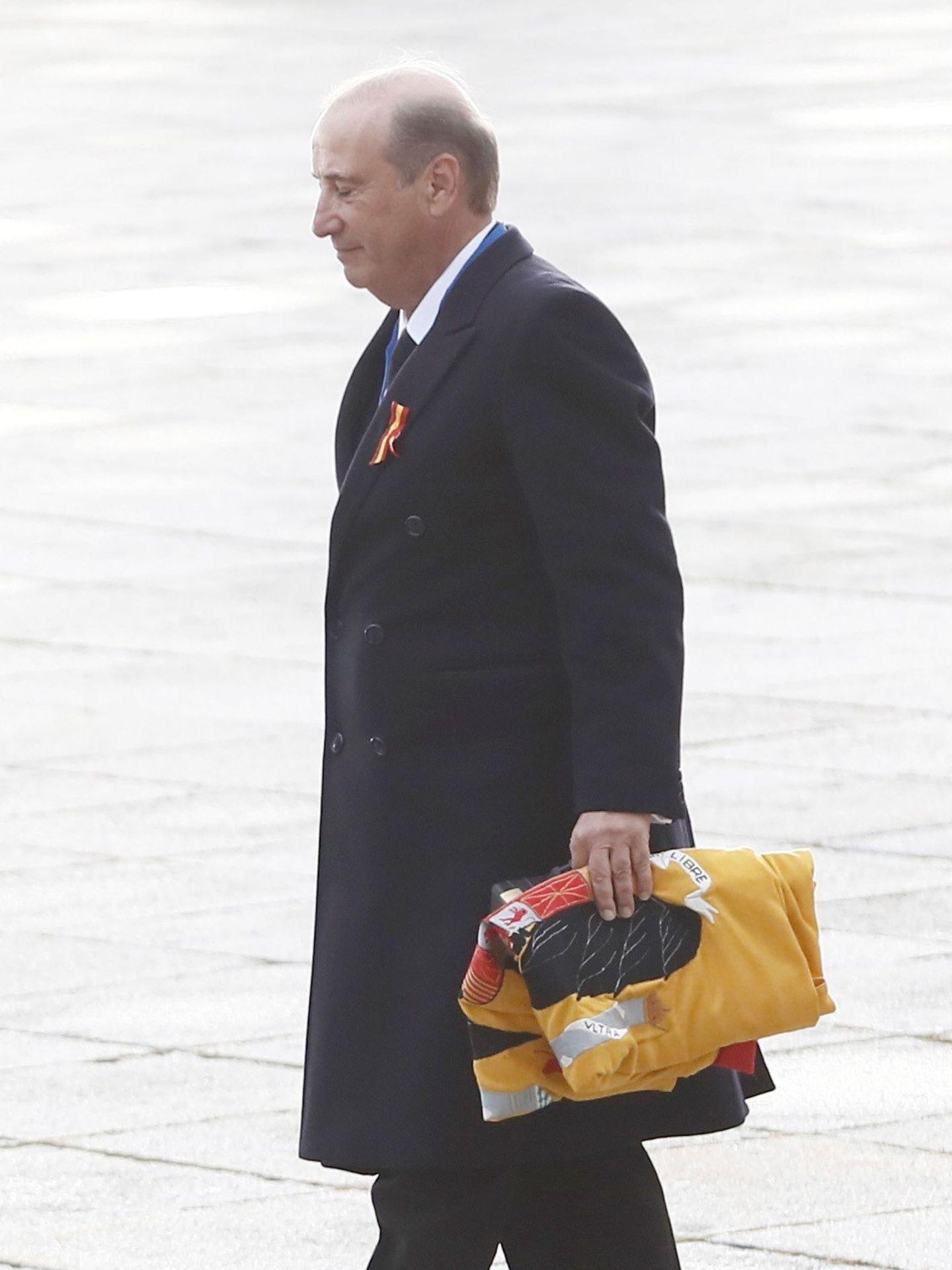 El nieto mayor de Franco, Francis Franco (EFE)