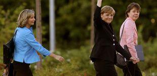 Post de Este es el círculo más próximo a Merkel... y no son sus ministros
