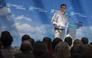 """El PP-A sigue pidiendo """"tiempo"""" para su líder tras meses de tropiezos"""