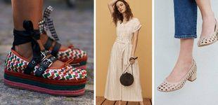 Post de Zapatos trenzados, 15 formas de llevar la tendencia sorpresa de la temporada