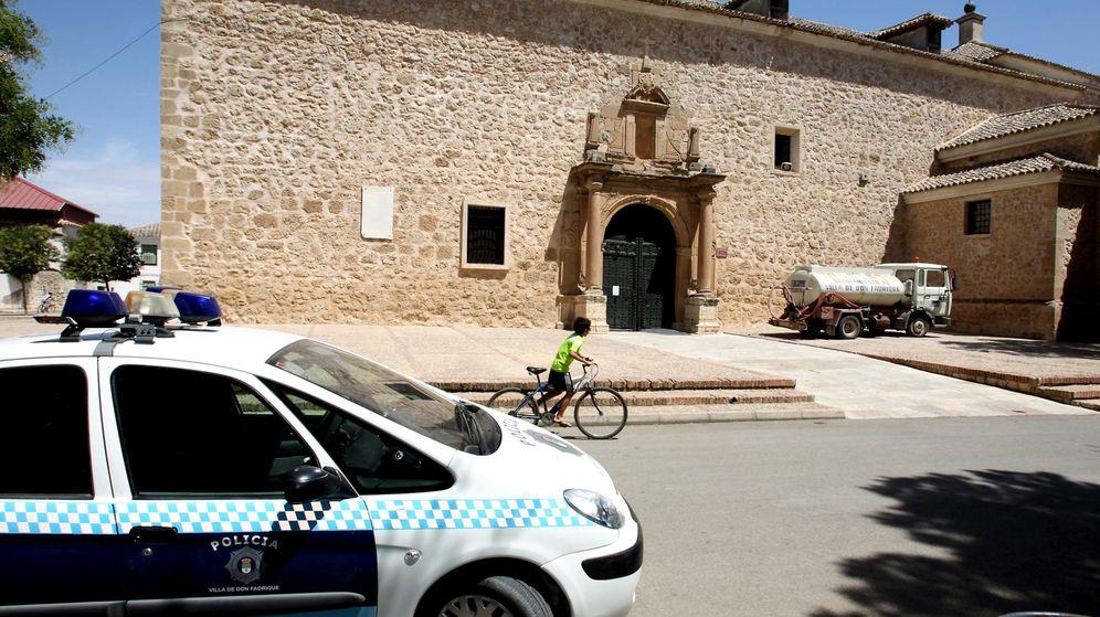Foto: Policía Local de Toledo (Efe)