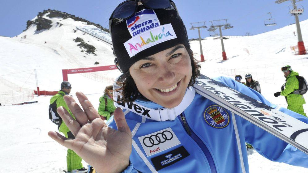 Foto: María José Rienda, la ex esquiadora granadina será la nueva secretaria del Estado para el Deporte. (EFE)