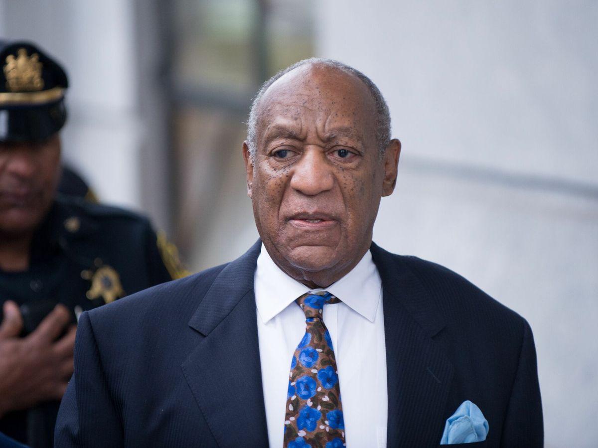 Foto: El cómico Bill Cosby, a su llegada al juzgado. (EFE)