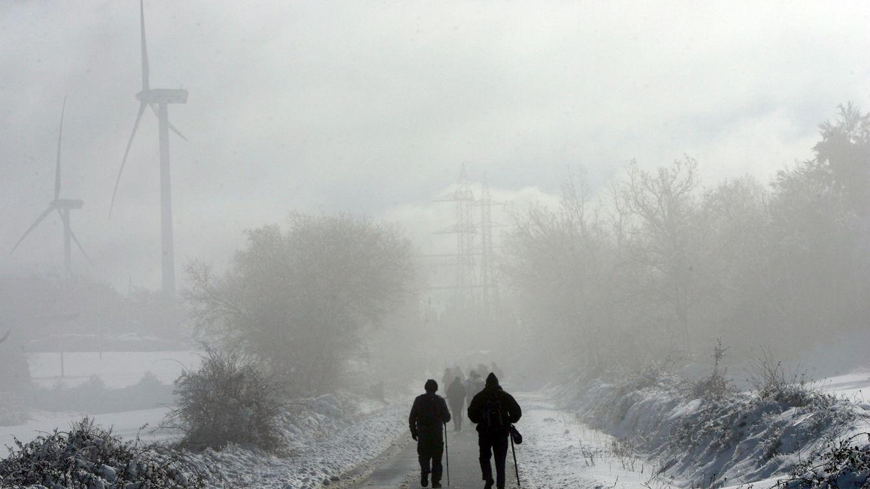 Muere de un infarto un hombre atrapado por el temporal de la borrasca Filomena en Belltall