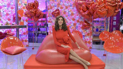 Fotografías de la celebración de San Valentín y los 2.000 programas en 'Sálvame'
