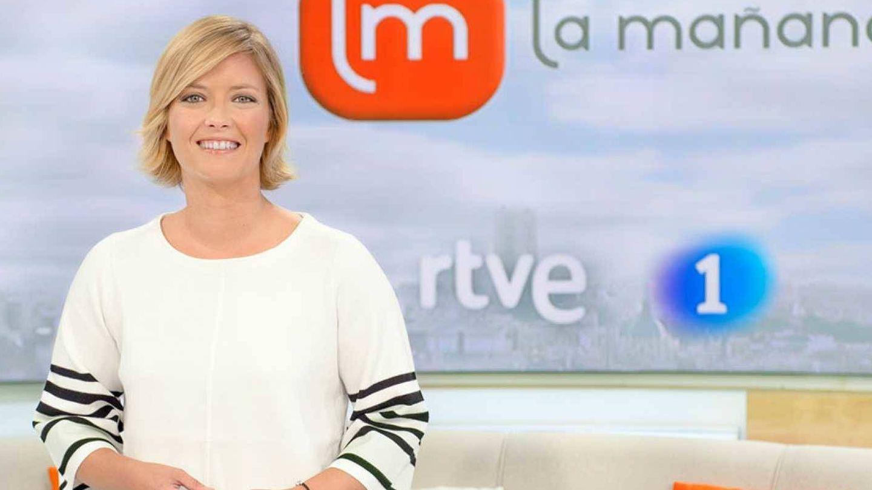 La presentadora María Casado. (RTVE)