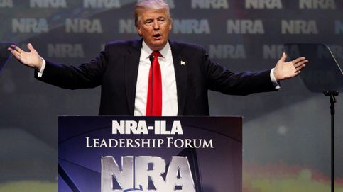 Trump, estrella del evento de la Asociación Nacional del Rifle con récord de donativos