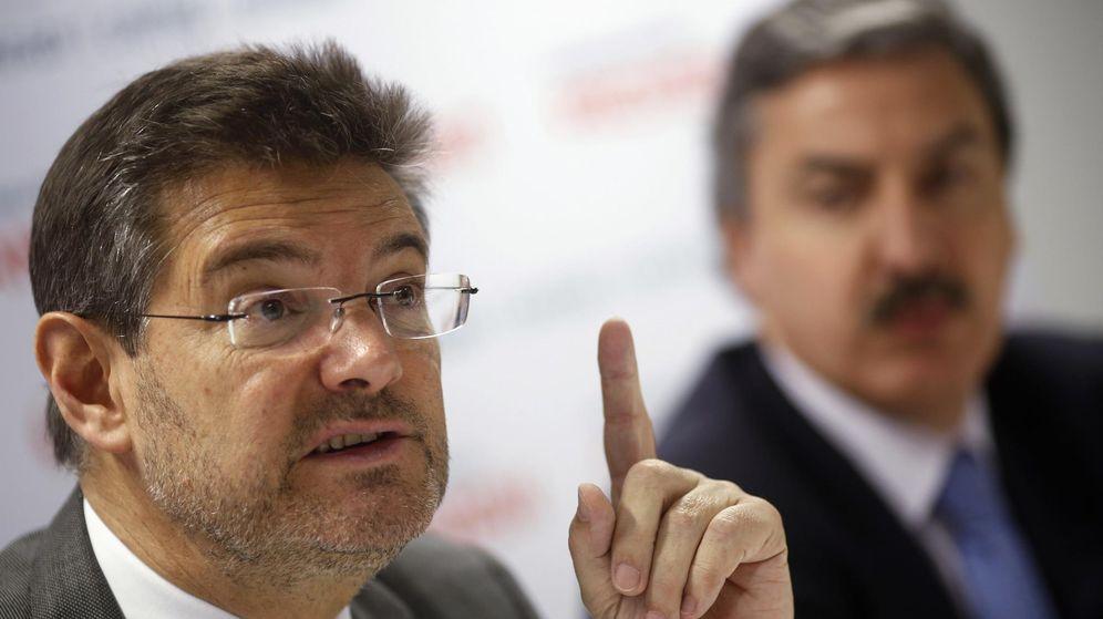 Foto: El ministro de Justicia, Rafael Catalá. (Reuters)