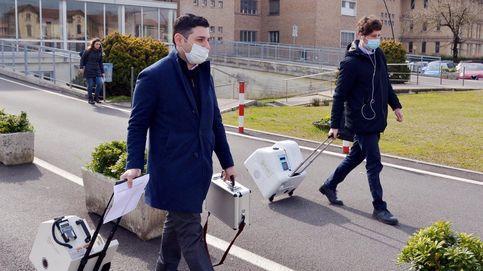 Italia pide a 35.000 ciudadanos que no salgan de sus casas por el coronavirus de China