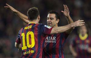 Xavi: No queremos tapar bocas, sólo ganar la Liga y disfrutar