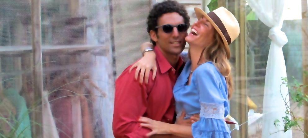 Foto: La 'it girl' Vega Royo-Villanova y el empresario argentino Marcelo Berenstein, en una imagen de archivo (Vanitatis)