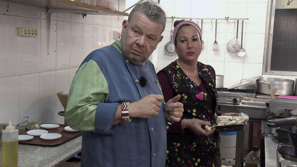 'Pesadilla en la cocina' | Gritos, caos y una huida en tractor en el regreso de Chicote