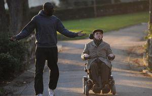 La película 'Intocable' (25%) deja en mínimos a 'Sin identidad' (17,1%)