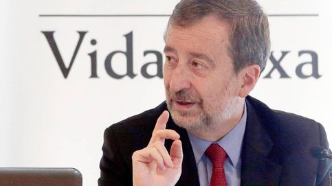 Cambio de vicepresidente en CaixaBank: Muniesa releva a Massanell
