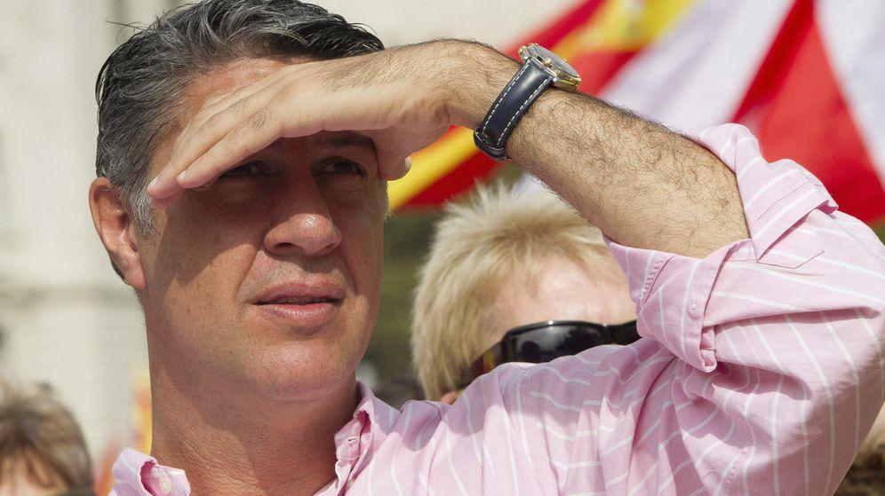 Foto: El líder del PPC Xavier García Albiol en una imagen de archivo. (Efe)