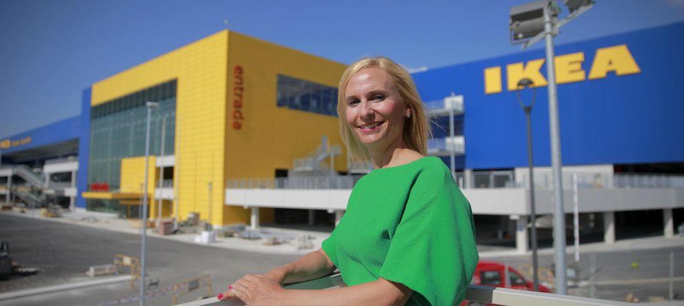 Foto: Ikea ultima la apertura dentro de un mes de su primera tienda en la Comunitat Valenciana. (EFE)