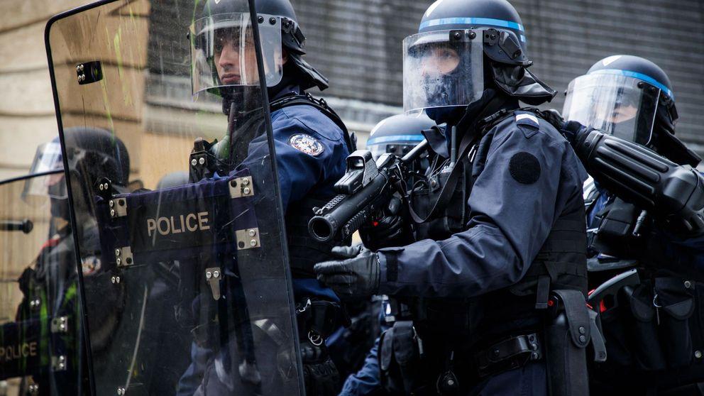 Violencia policial, la polémica estrategia de orden contra los chalecos amarillos