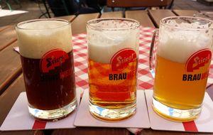 Conejo y cerveza