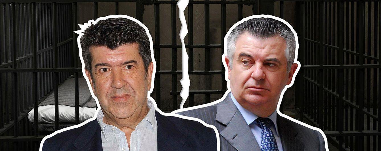 Un deprimido Gil Silgado pierde a Juan Antonio Roca como compañero de celda